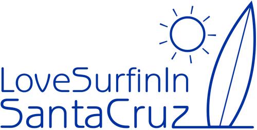 Love Surfin In Santa Cruz
